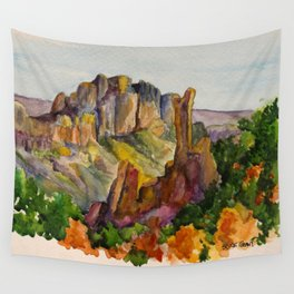 Big Bend National Park Wall Tapestry
