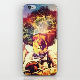He Came At The Very End iPhone Skin