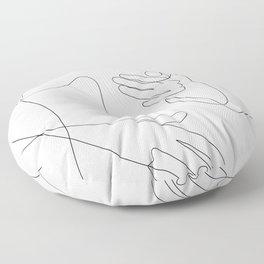 Sensual Erotic Floor Pillow