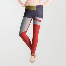 Amsterdam Mosaic Leggings