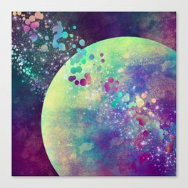 Orbital Canvas Print