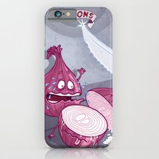 Onions - Food series iPhone 6s Slim Case
