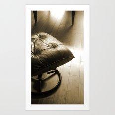 legs2 Art Print