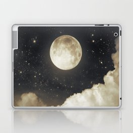 Touch of the moon I Laptop & iPad Skin