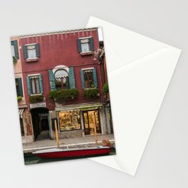 Murano Venice Italy Stationery Cards