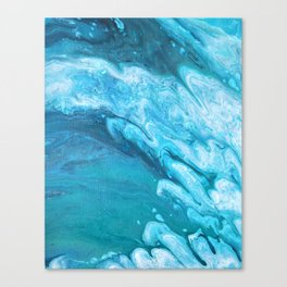 Lure Of The Sea I Canvas Print