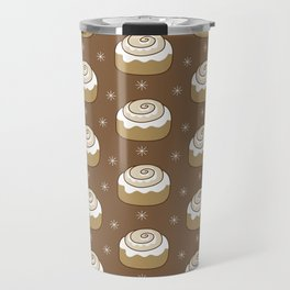 Cinnamon Bun Travel Mug