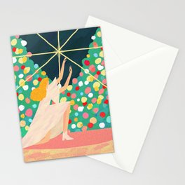 patricia inspired Stationery Cards