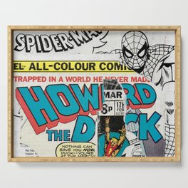 Super Heroes Nr.1 Serving Tray