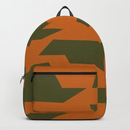 Orangegreen Backpack