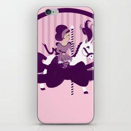 carrousel iPhone Skin
