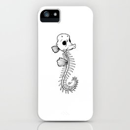 Dead in the Water iPhone Case