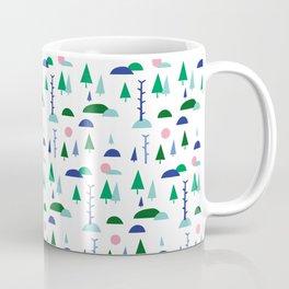 Nordic landscape Coffee Mug