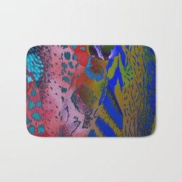 Offbeat Animal Print Bath Mat