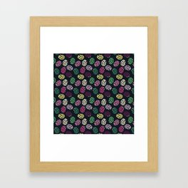 LadyBirds Design Framed Art Print