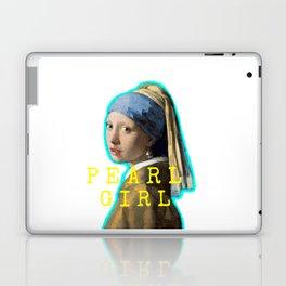 Pearl Girl! Laptop & iPad Skin