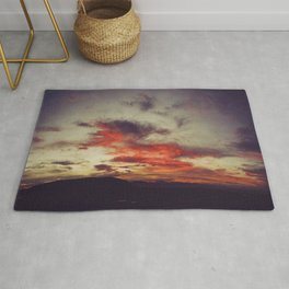 Supersaturated Dawn Rug