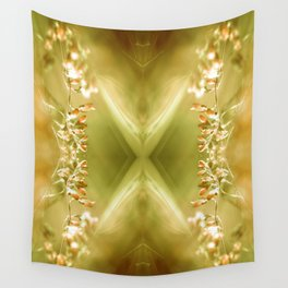 GOLDEN SPANGLES Wall Tapestry
