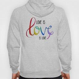 Love is Love is Love Hoody