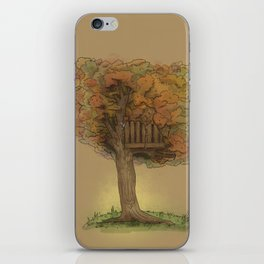 Another Autumn iPhone Skin