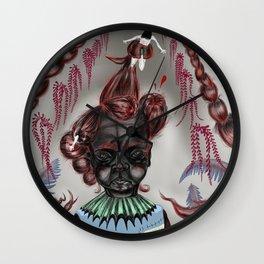 Rapunxel Wall Clock