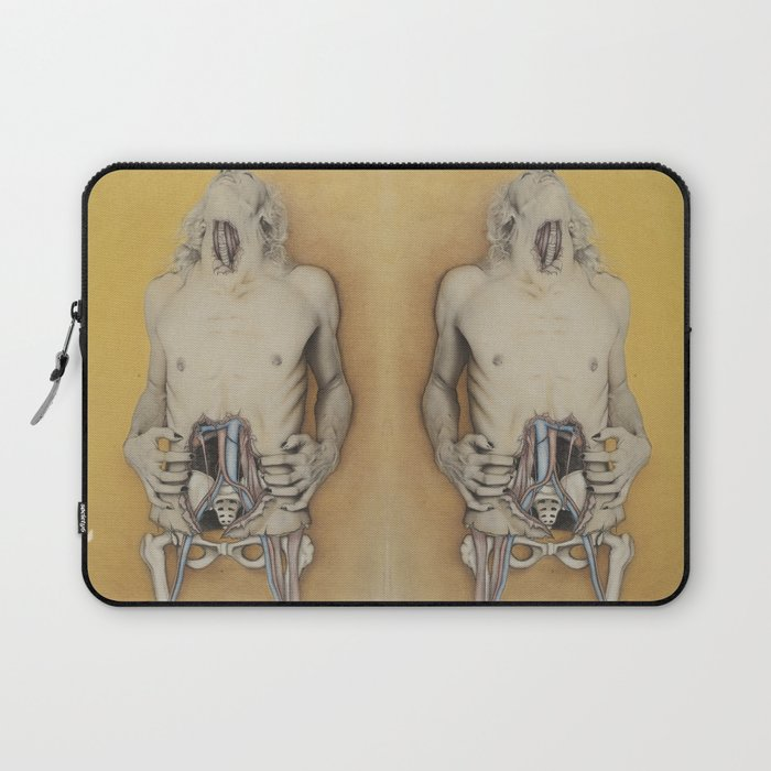 Memento Mori I Laptop Sleeve