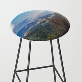 Blue Ridge Peaks Bar Stool