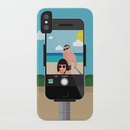Selfie? iPhone Case