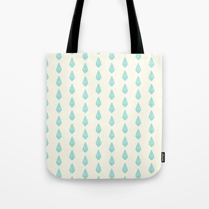 Happy Briolette Gems Tote Bag