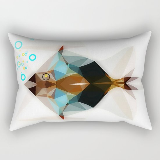 design 51 Rectangular Pillow