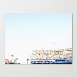 Dodger Stadium Magic Hour Canvas Print