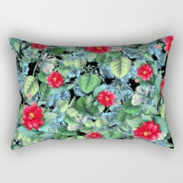 Botanical Garden Rectangular Pillow
