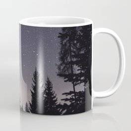 Starry Sunset | Nature and Landscape Photography Coffee Mug