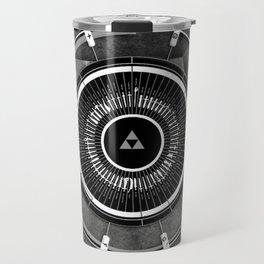 Abstract Circle Of Zelda Travel Mug