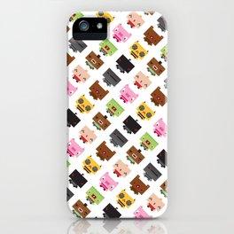 Boxies iPhone Case