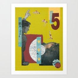 The Zealot Art Print