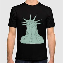 Lady Liberty T-shirt