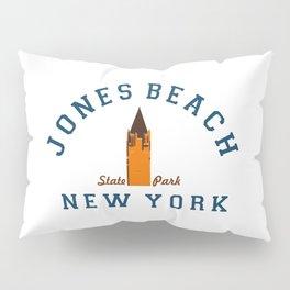 Jones Beach - New York. Pillow Sham