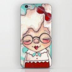 Mrs. Claus iPhone & iPod Skin
