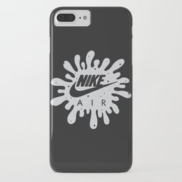 White Cement iPhone Case