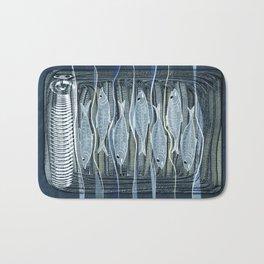 Fish Food Bath Mat