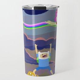 AT character spread Travel Mug