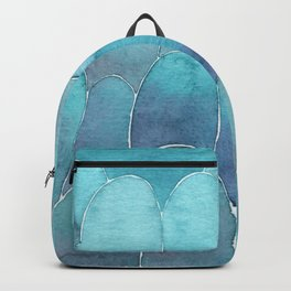 Ble abstract shapes Backpack