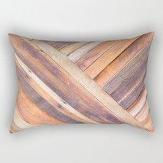 Old Wood Rectangular Pillow
