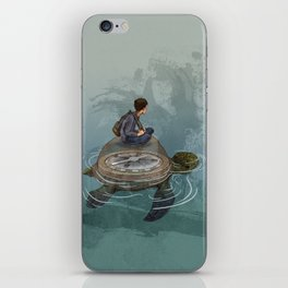 Endless Journey iPhone Skin