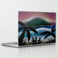 paradise Laptop & iPad Skins featuring Paradise by ShaylahLeigh