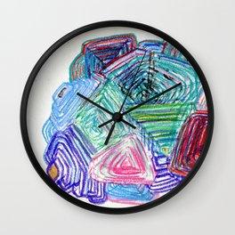 NEXUS BRAIN Wall Clock