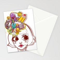 Legitimate Hat Stationery Cards