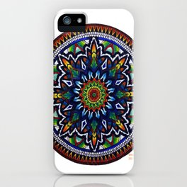 Wholeness Within iPhone Case