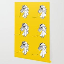 Computer head Wallpaper